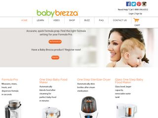 httpwwwbabybrezzacom Online Shopping Websites