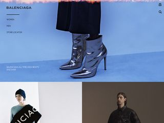 httpwwwbalenciagacomus Online Shopping Websites