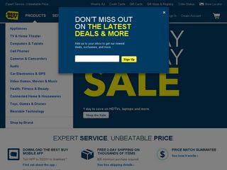 httpwwwbestbuycom Tổng hợp các trang website mua hàng online ở Mỹ