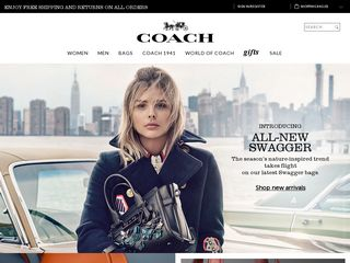 httpwwwcoachcom Online Shopping Websites