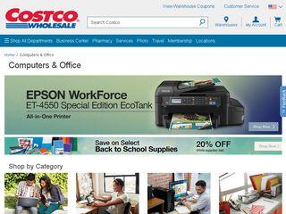 httpwwwcostcocomcomputershtml Tổng hợp các trang website mua hàng online ở Mỹ