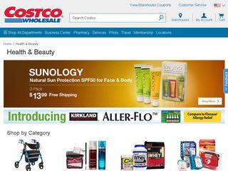 httpwwwcostcocomhealthbeautyhtml Tổng hợp các trang website mua hàng online ở Mỹ