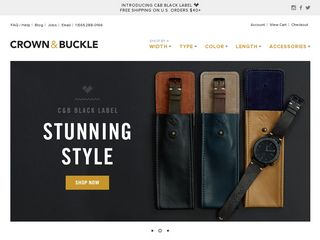 httpwwwcrownandbucklecom Online Shopping Websites
