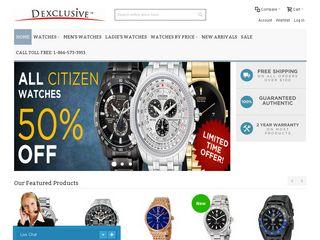 httpwwwdexclusivecom Tổng hợp các trang website mua hàng online ở Mỹ