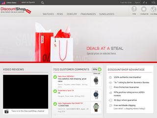 httpwwwdiscountshopcom Tổng hợp các trang website mua hàng online ở Mỹ