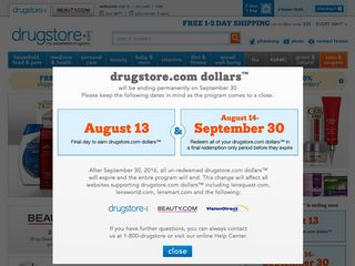 httpwwwdrugstorecom Online Shopping Websites