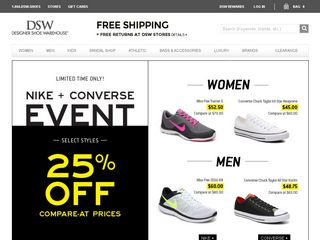 httpwwwdswcom Online Shopping Websites