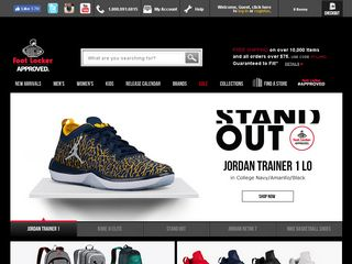 httpwwwfootlockercom Online Shopping Websites