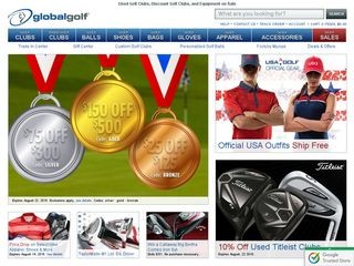 httpwwwglobalgolfcom Online Shopping Websites