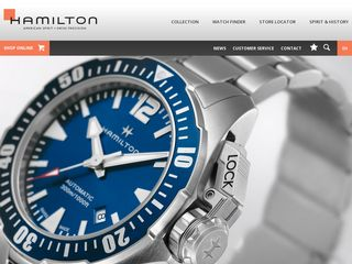 httpwwwhamiltonwatchcom Online Shopping Websites
