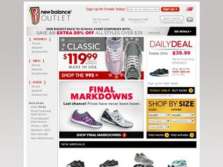 httpwwwjoesnewbalanceoutletcom Online Shopping Websites