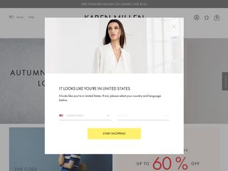 httpwwwkarenmillencomushome Online Shopping Websites