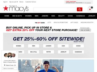httpwwwmacyscom Online Shopping Websites