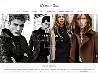 httpwwwmassimodutticomesen Online Shopping Websites