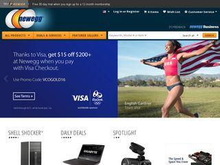 httpwwwneweggcom Tổng hợp các trang website mua hàng online ở Mỹ