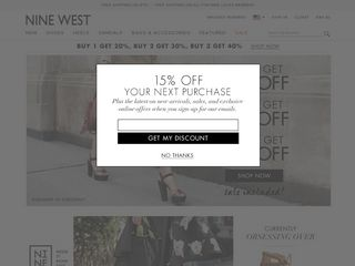 httpwwwninewestcom Online Shopping Websites