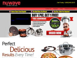 httpwwwnuwavepiccom Online Shopping Websites