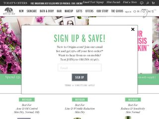 httpwwworiginscom Online Shopping Websites