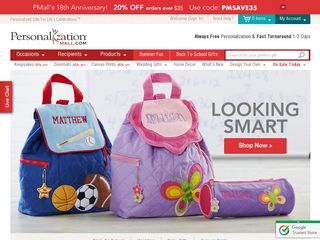 httpwwwpersonalizationmallcom Online Shopping Websites