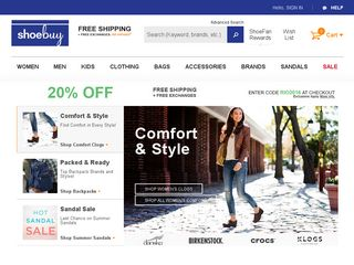httpwwwshoebuycom Online Shopping Websites