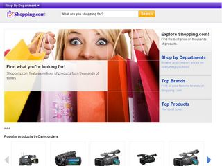 httpwwwshoppingcom Online Shopping Websites