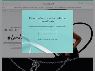 httpwwwtiffanycom Online Shopping Websites