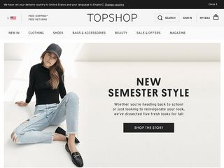 httpwwwtopshopcom Online Shopping Websites