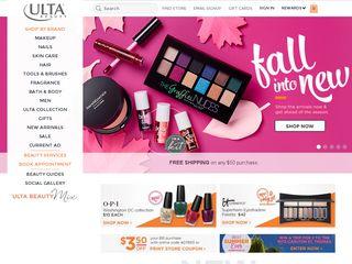 httpwwwultacom Tổng hợp các trang website mua hàng online ở Mỹ
