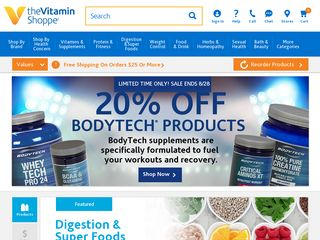 httpwwwvitaminshoppecom Online Shopping Websites