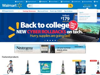 httpwwwwalmartcom Online Shopping Websites