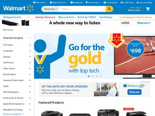 httpwwwwalmartcomcpelectronics3944 Tổng hợp các trang website mua hàng online ở Mỹ