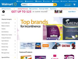 httpwwwwalmartcomcphealth976760 Online Shopping Websites