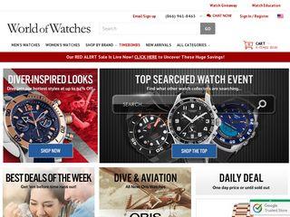 httpwwwworldofwatchescom Tổng hợp các trang website mua hàng online ở Mỹ