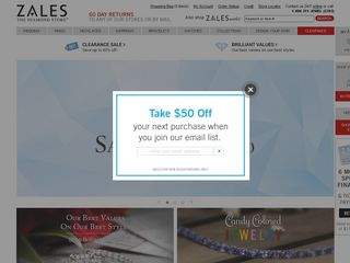 httpwwwzalescom Online Shopping Websites